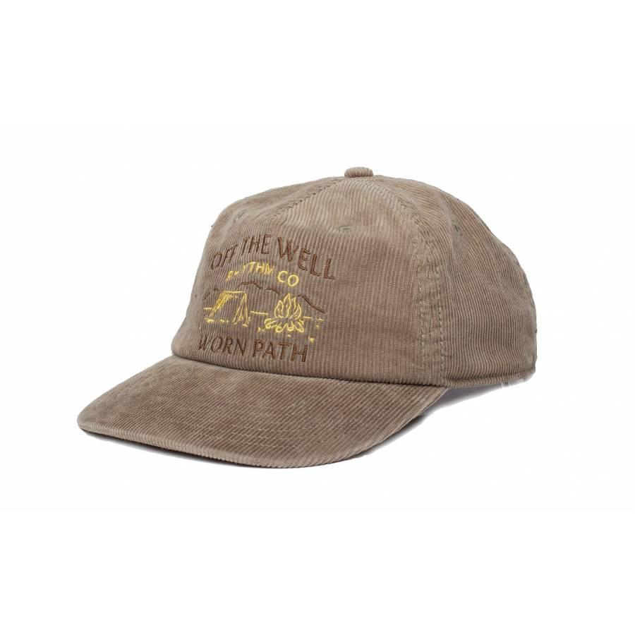 Rhythm Wilderless Cap - Olive