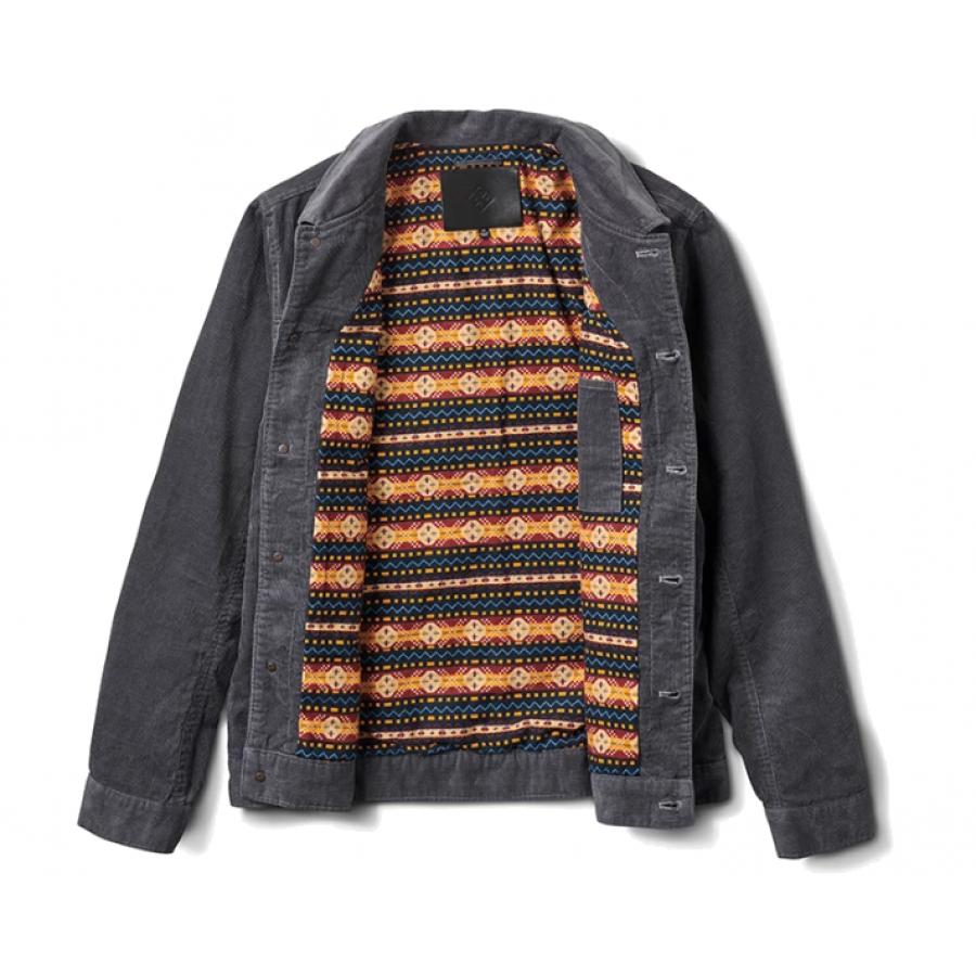 Roark Melbost Jacket - Grey