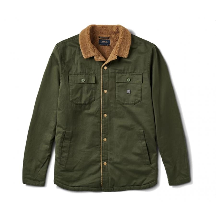 Roark Hebrides Jacket - Military