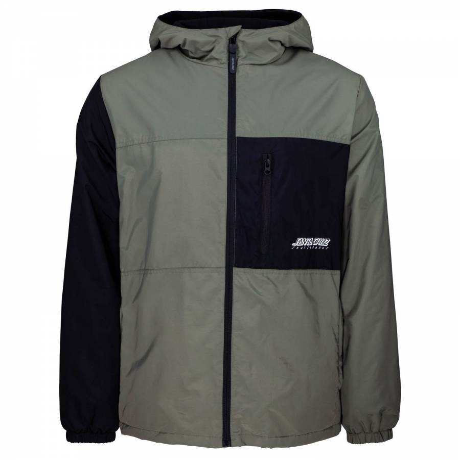Santa Cruz SCS Divide Jacket - Sage / Black
