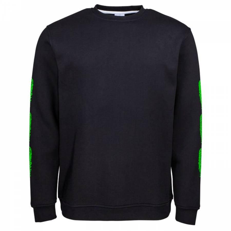 Santa Cruz N.B.N.G. Crew Sweatshirt - Black