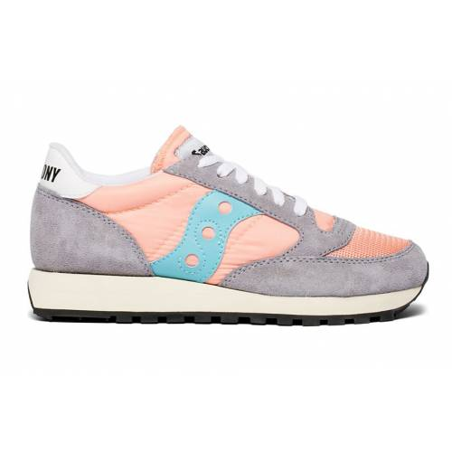 Saucony Jazz Original Vintage - Grey/Blue