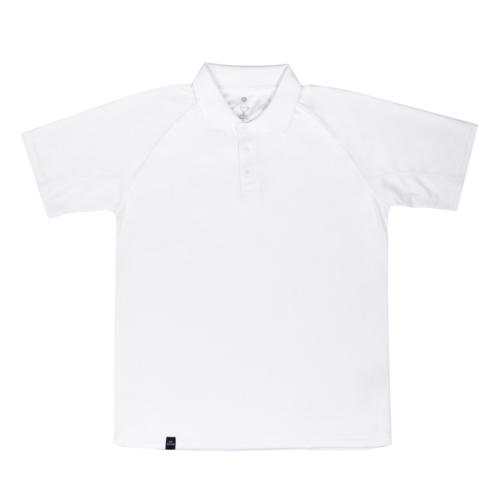 Sour Tech Polo - White
