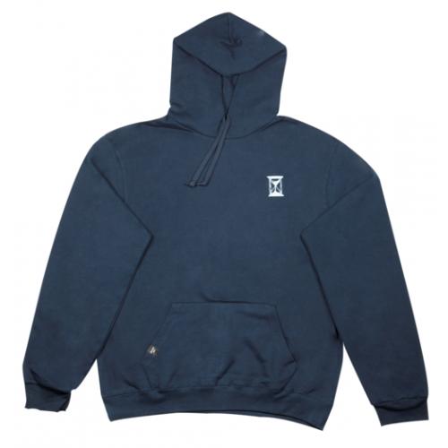 Sour Vintage Hood Sweatshirt - Navy
