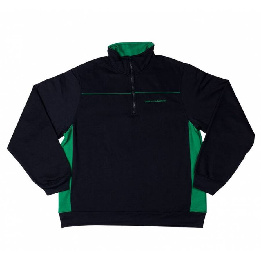 SOUR You Got Mail Jacket - Navy / Green