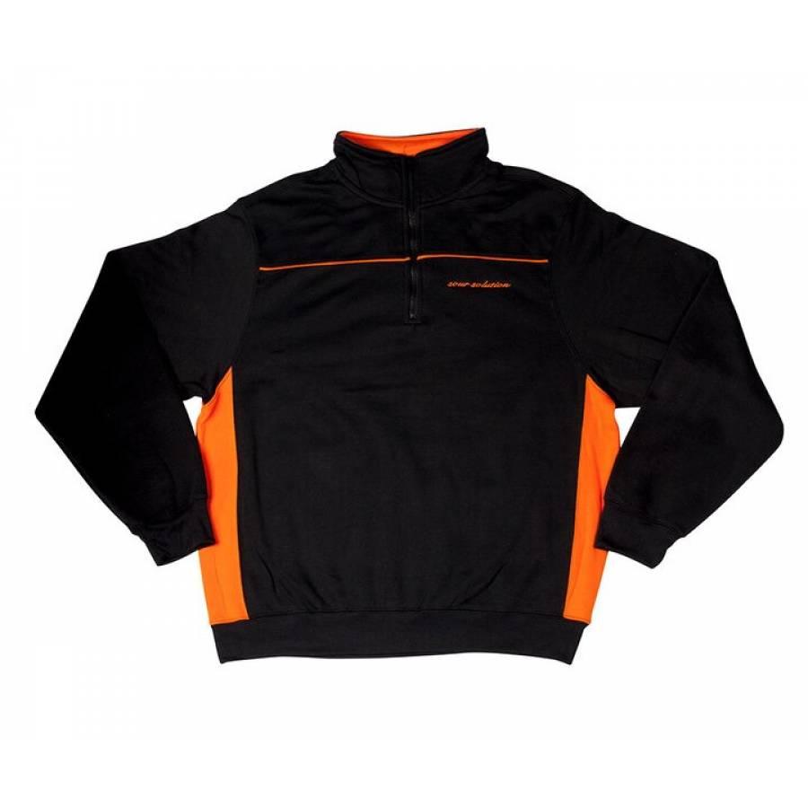 SOUR You Got Mail Jacket - Black / Orange