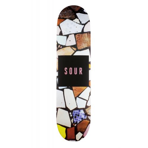 Sour Mosaic Deck - Pink 7,875
