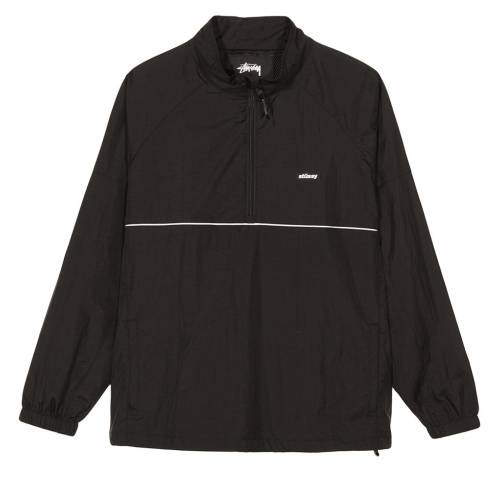 Stussy Sport Pullover - Black