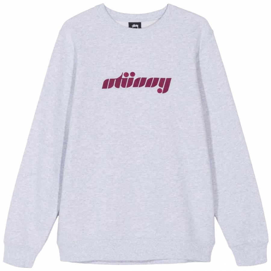 Stussy Pretty Crew - Ash Heather