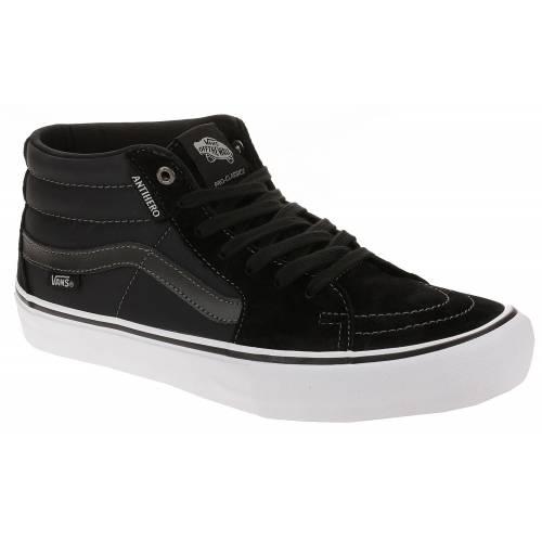 Vans SK8 Mid x Anti Hero Pro Shoes - Grosso/Black