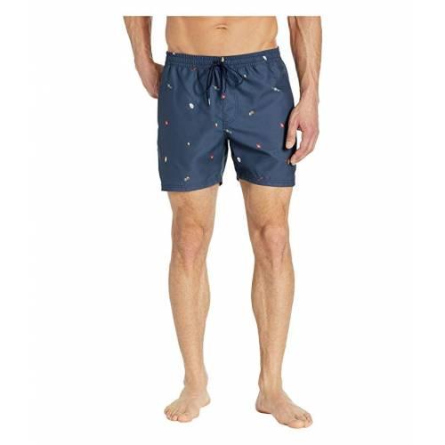 Vans Mixed Volley Shorts - Blue