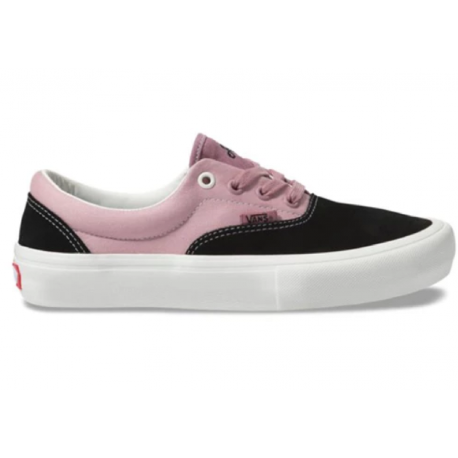 Vans Ero Pro Lizzi Shoes - Black / White / Pink