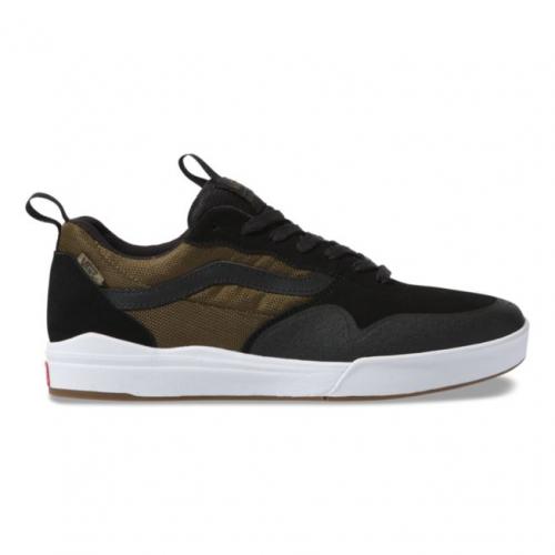 Vans Tatical Ultrarange Pro 2 Shoes - Black / Beech