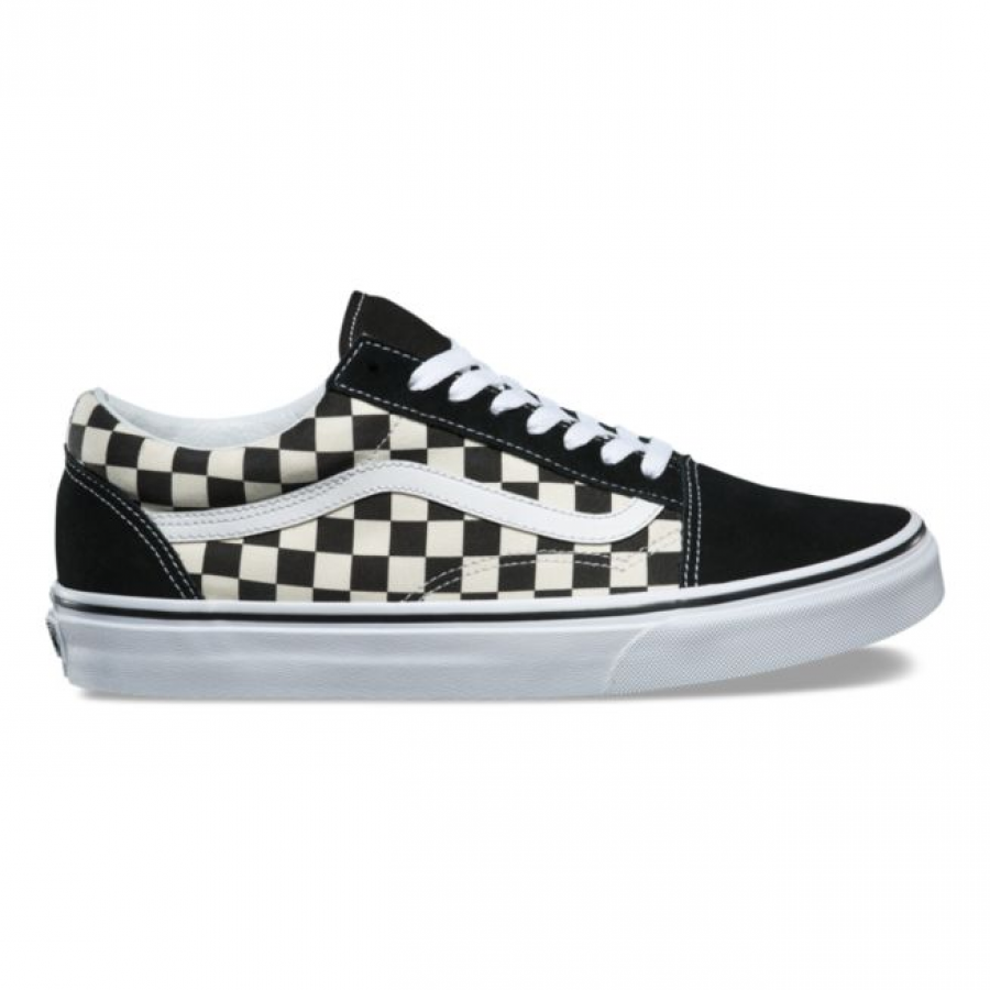 Vans Primacy Check Old Skool  - Black / White