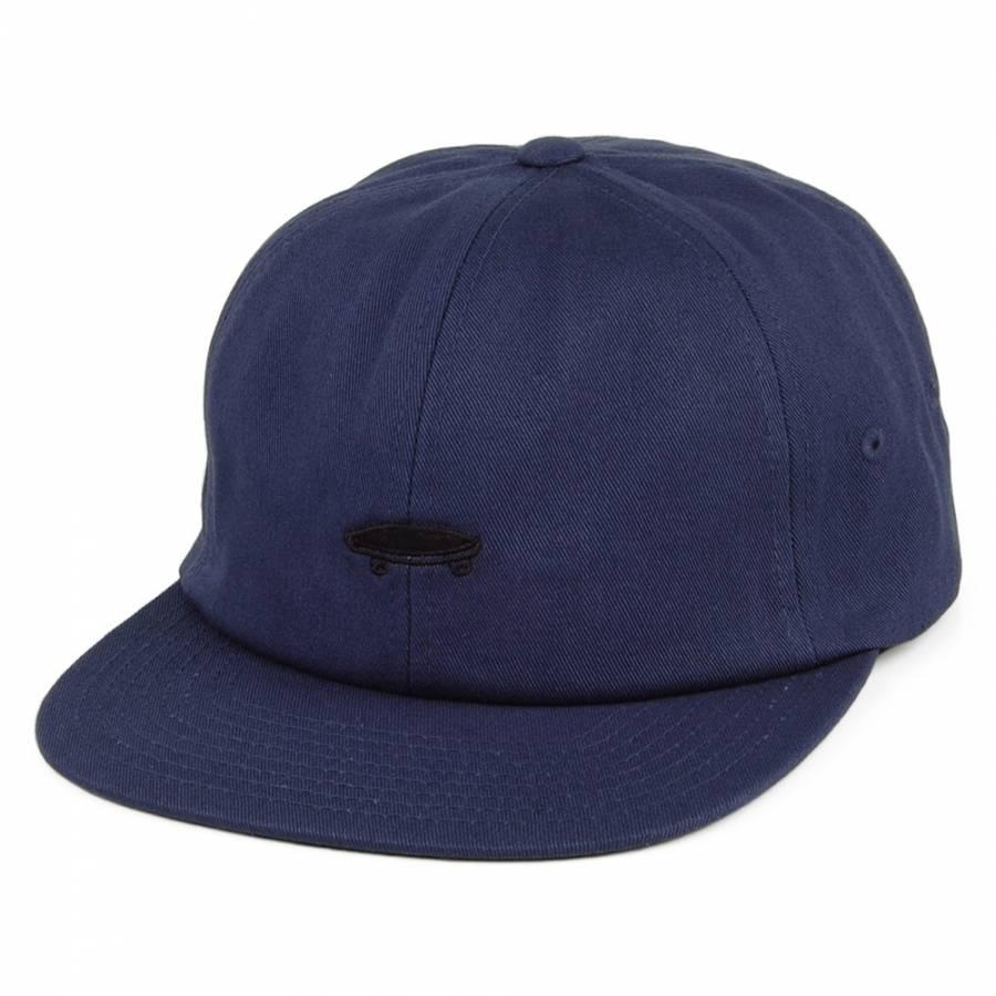 Vans Salton II Cap - Dress Blues / Black