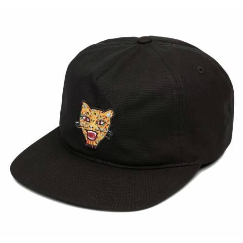 Volcom Ozzie Tiger Cap - Black
