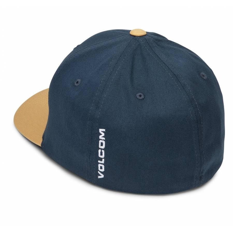 Volcom Full Stone XFit Cap - Camel