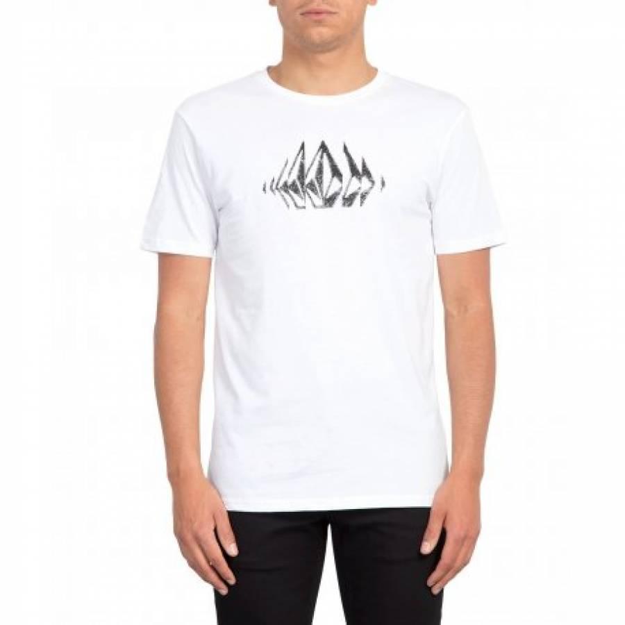 Volcom Stone Sounds T-shirt - White