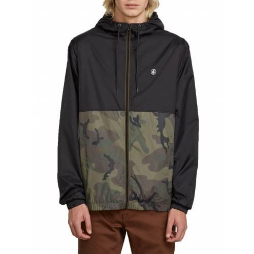 Volcom Ermot Jacket - Camouflage