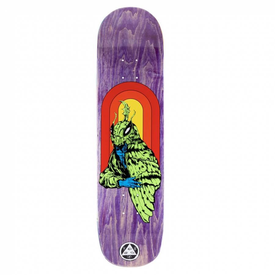 Welcome Skateboards Mothman on Bunyip - 8.0