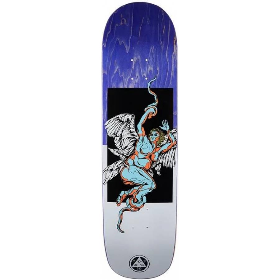 Welcome Skateboards Jordan Sanchez Peep This on Ni...