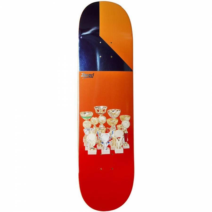 Alltimers Wins Zered Skateboard Deck - 8.25