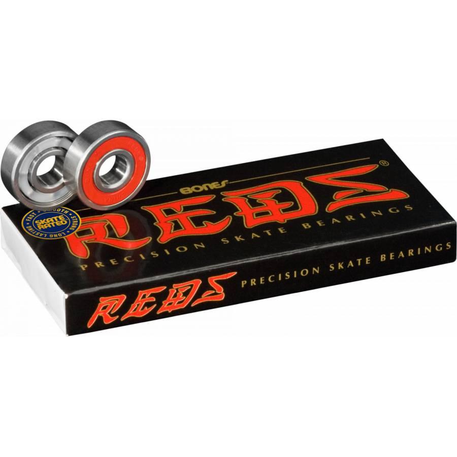 Bones Reds Bearing 8 Pack