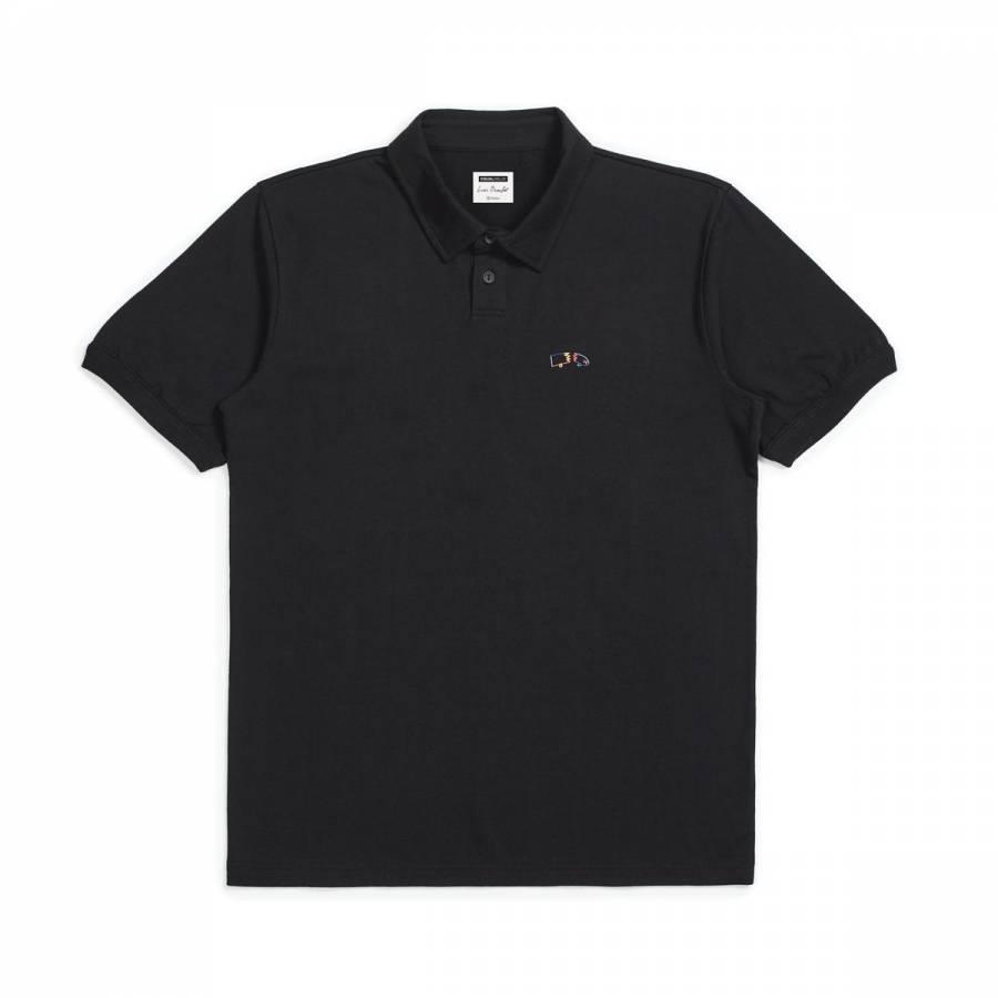 Brixton Broke S/S Polo - Black