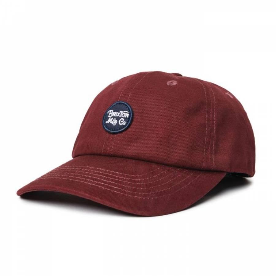 Brixton Wheeler CAP - Maroon