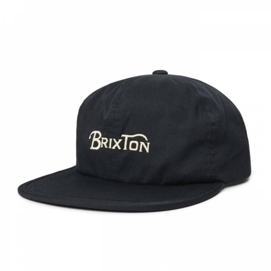 Brixton Wheelie MP Cap - Black