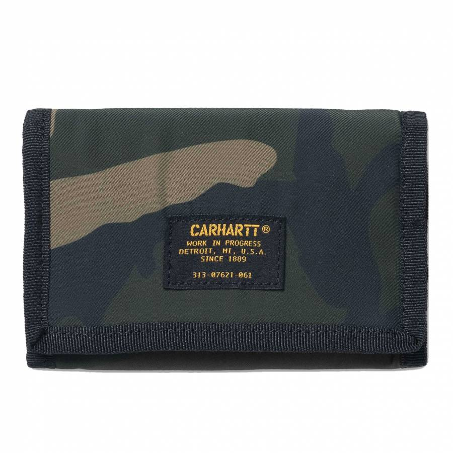 Carhartt Ashton Wallet - Camo Laurel