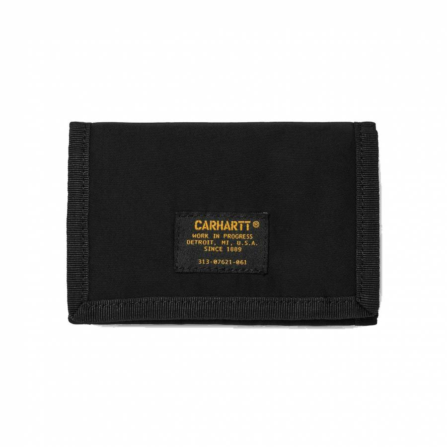 Carhartt Ashton Wallet - Black