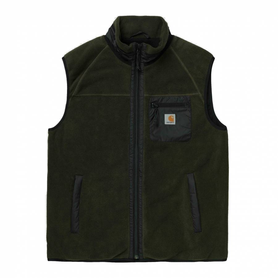 Carhartt Prentis Vest Liner Jacket - Cypress / Bla...