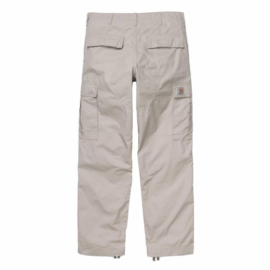 Carhartt Regular Cargo Pant - Wall (Rinsed)