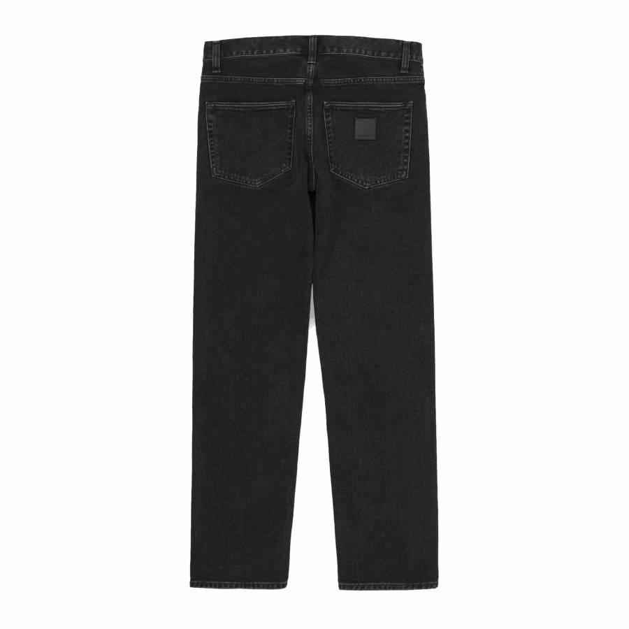 Carhartt Klondike Pants - Black (Stone Washed)
