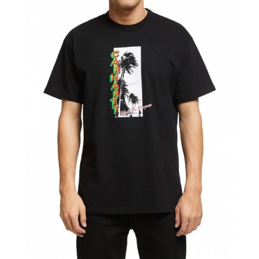 Carhartt S/S Montego T-shirt - Black