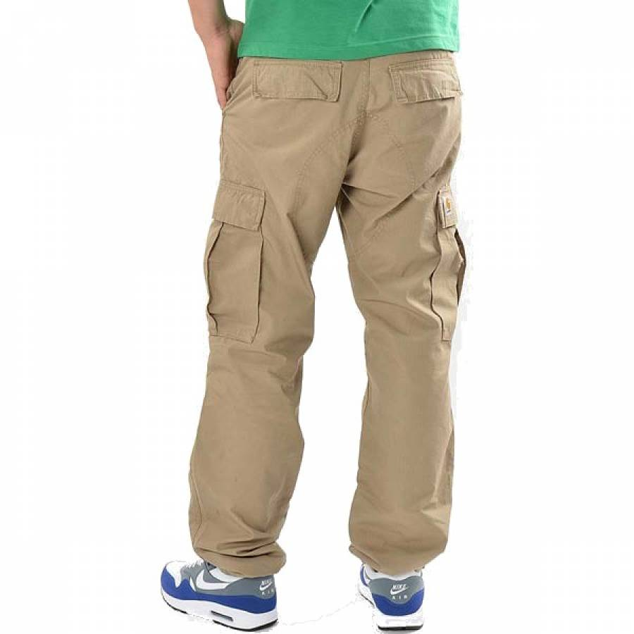 Carhartt Cargo Jogger Pant - Leather (Rinsed)