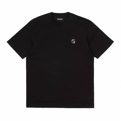 Carhartt S/S Romance T-Shirt - Black