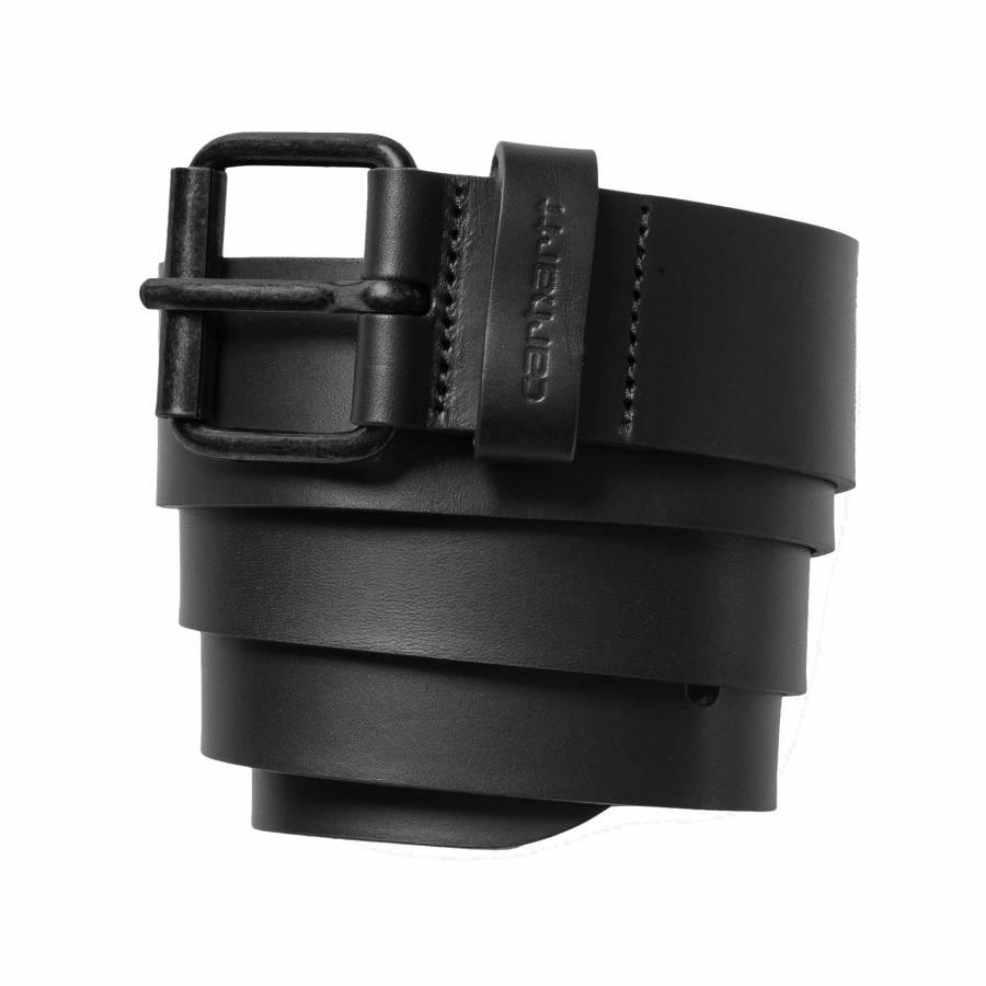 Carhartt Script Belt - Black / Black