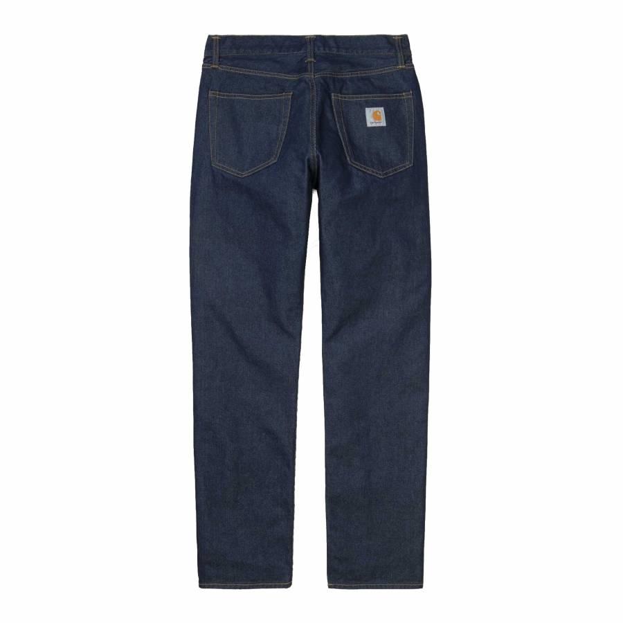Carhartt Pontiac Pant - Blue (Rinsed)