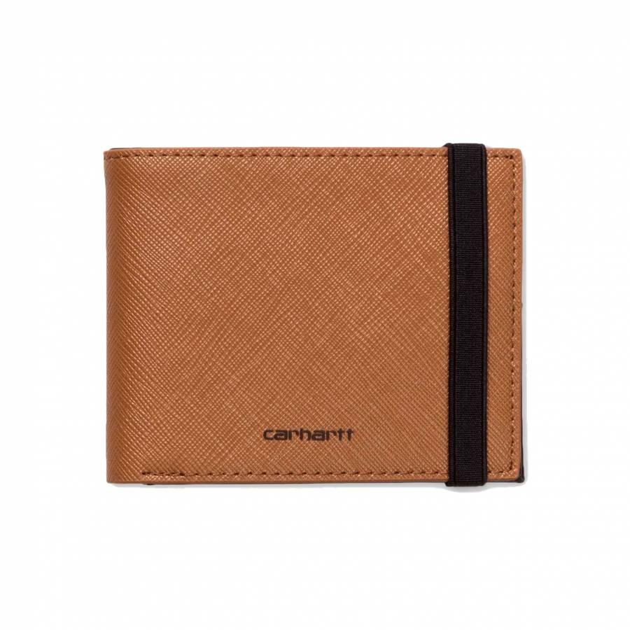 Carhartt WIP Coated Billfold Wallet - Hamilton Bro...