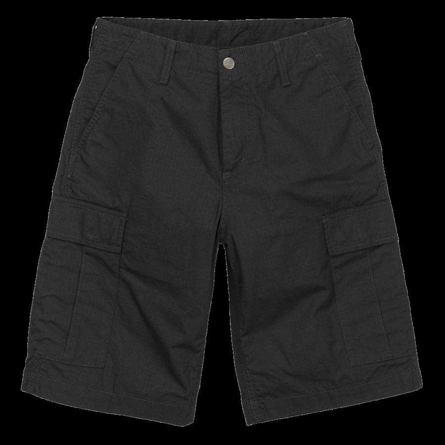 Carhartt Regular Cargo Short - Black