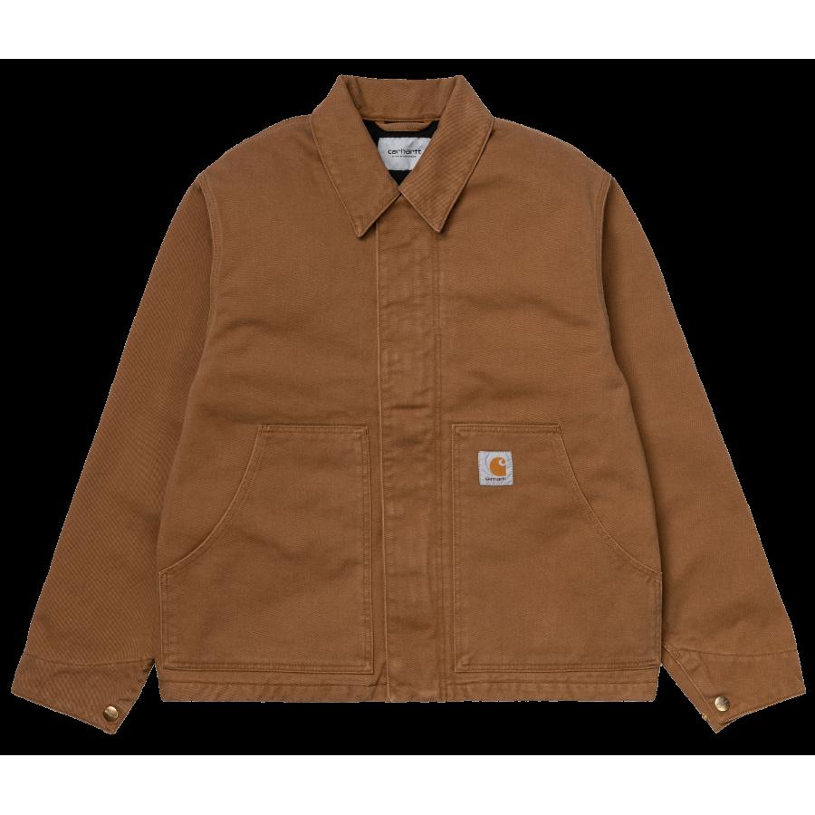 Carhartt Arcan Jacket - Hamilton Brown ( rinsed )