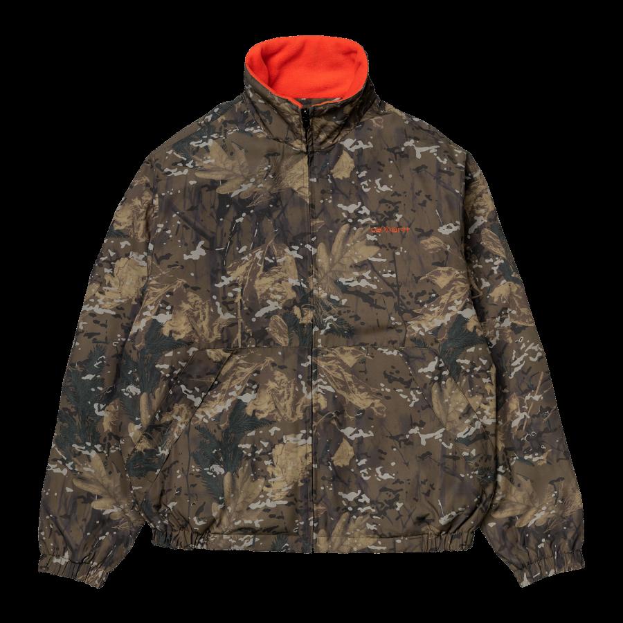 Carhartt Denby Reversible Jacket - Camo Combi / Sa...