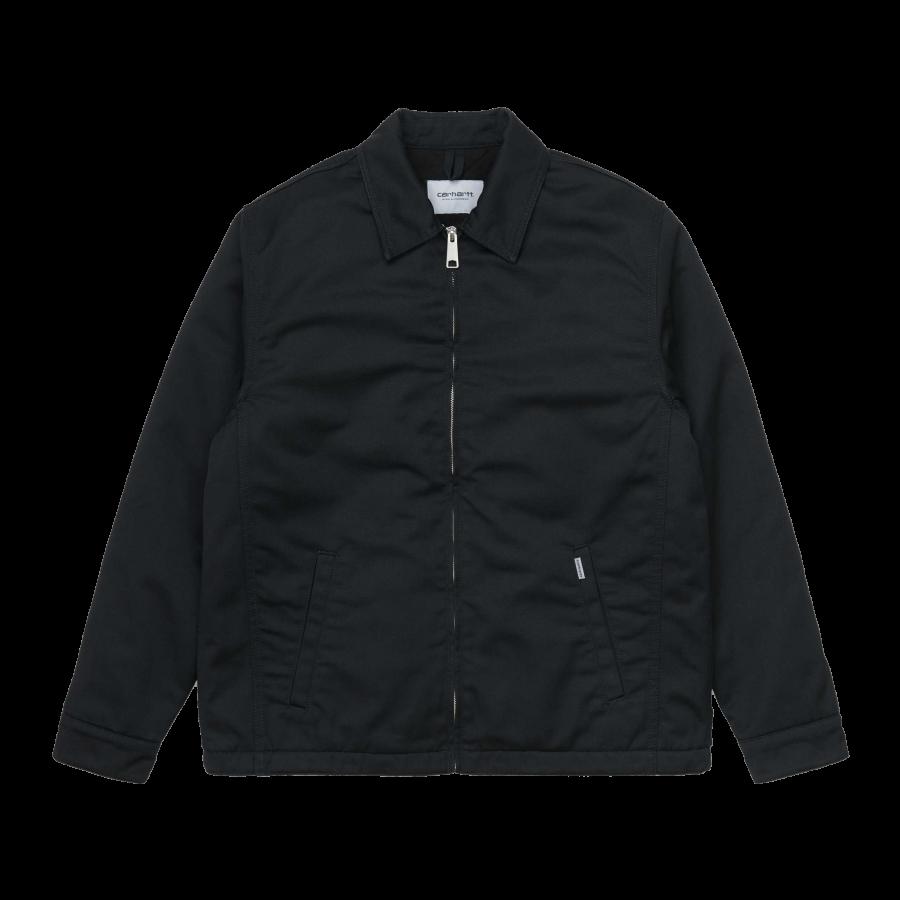 Carhartt Modular Jacket (Winter) - Black ( rinsed ...