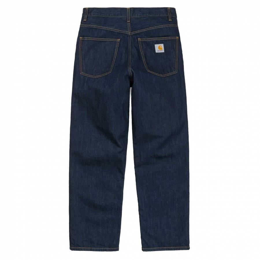 Carhartt WIP Smith Pant- Blue One Wash