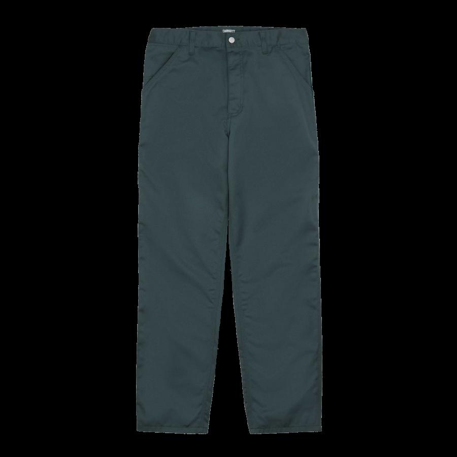 Carhartt Simple Pant - Dark Teal ( Rinsed )