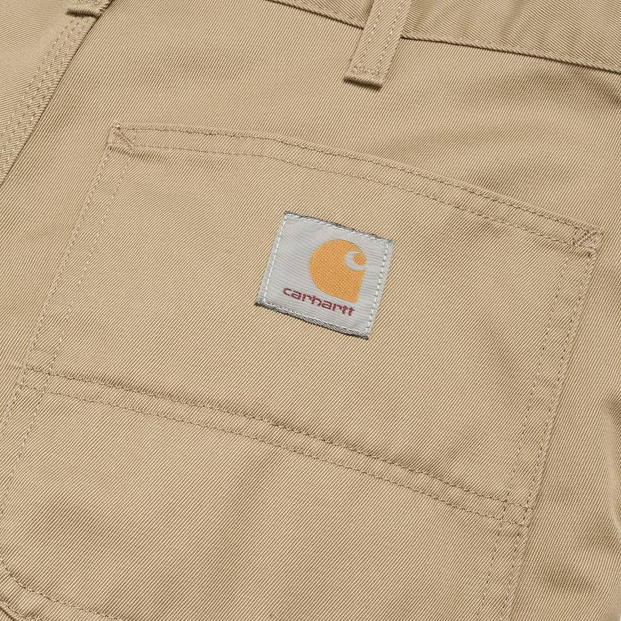 Carhartt Simple Pant - Leather ( rinsed )
