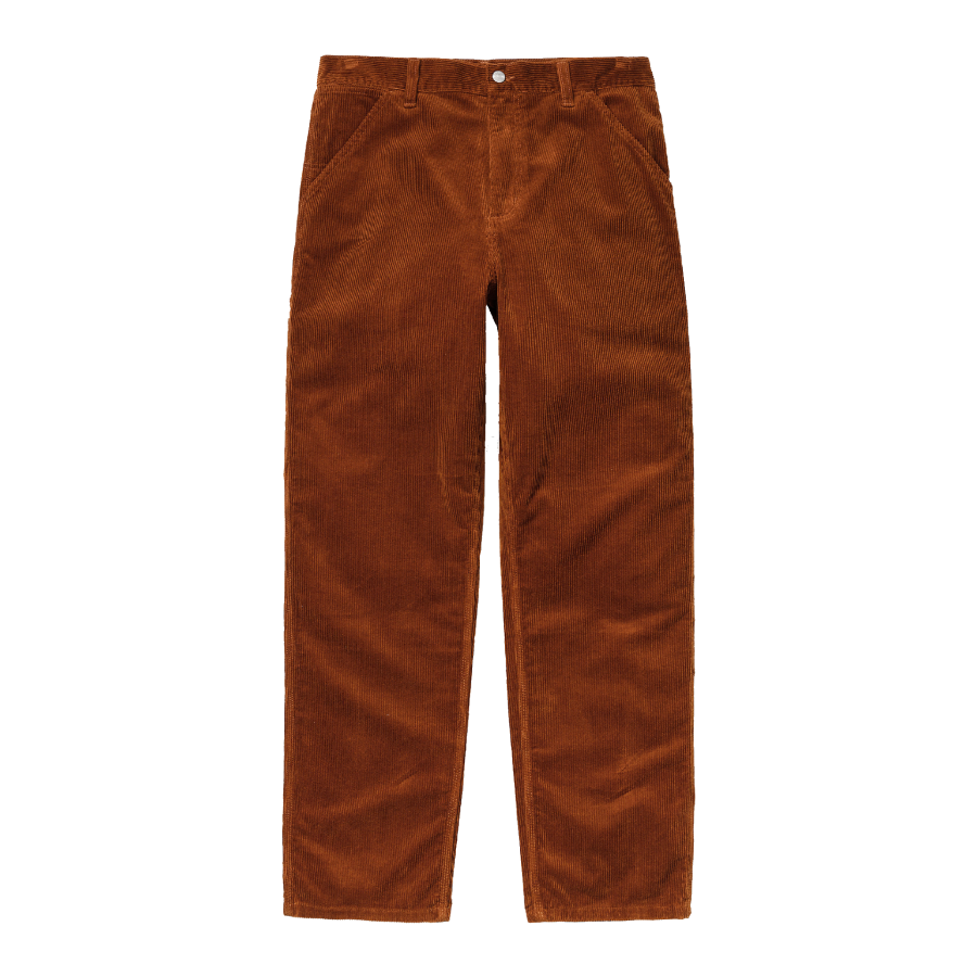 Carhartt Single Knee Pant - Brandy ( rinsed )