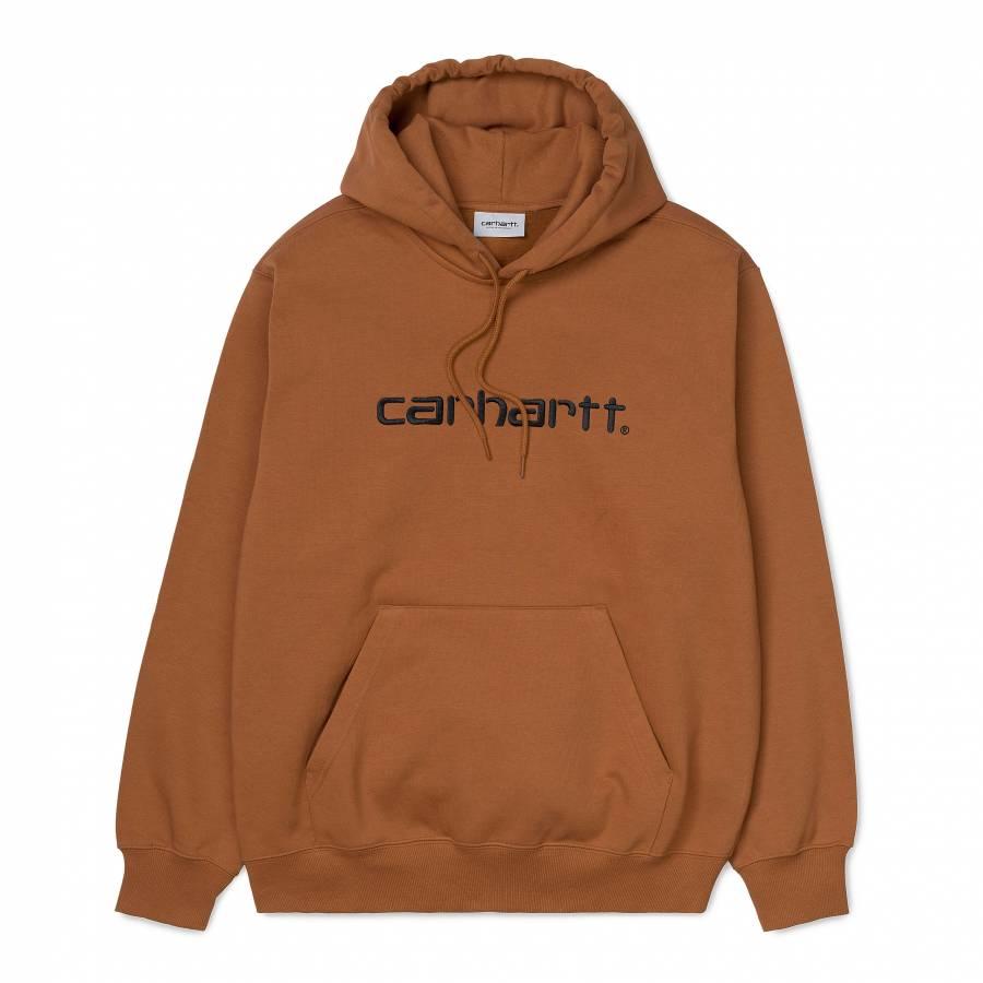 Carhartt Hooded Carhartt Sweatshirt - Hamilton Bro...